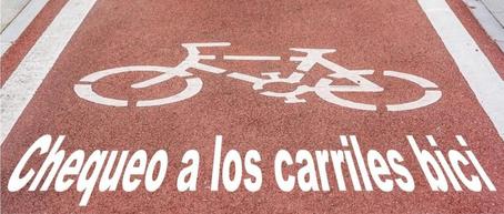 """Primeras 20 respuestas al """"Chequeo"""" de carriles bici"""
