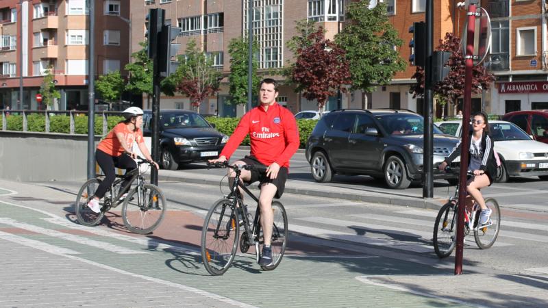 Bicicleta, salud y medio ambiente